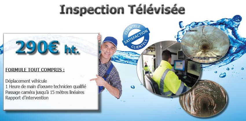 INSPECTION TELEVISEE