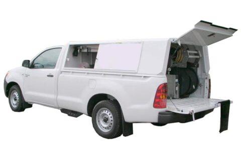 Camion Hydrodynamique de dégorgement-min