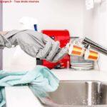 évier débouchage lavabo mais lavez-le