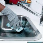 evier debouchage lavabo mais lavez-le