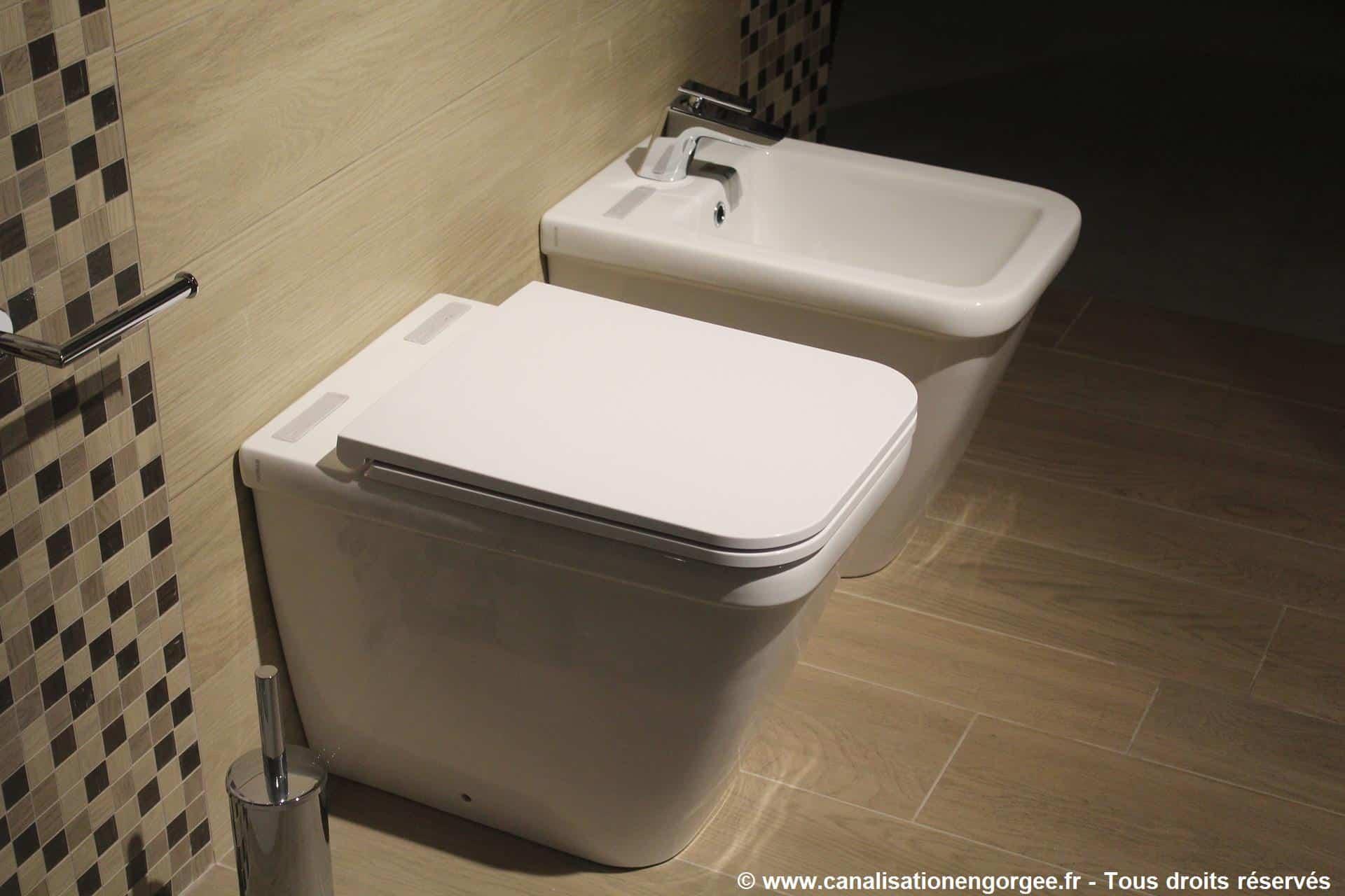 débouchage toilettes/WC